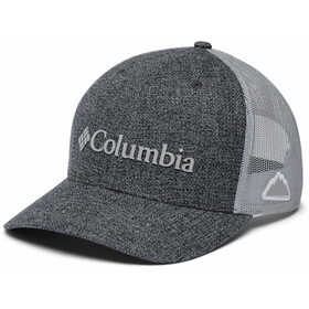 Columbia Mesh Snap Back Hat, grill heather/weld